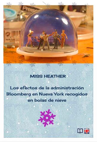 Creadores de bolas de nieve. Miss Heather